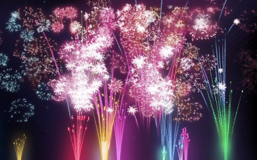 animated-fireworks-wallpaper