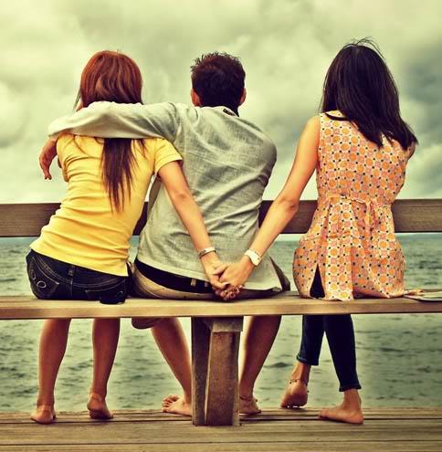 love triangle