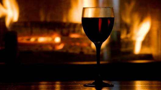 red-wine-and-fireplace