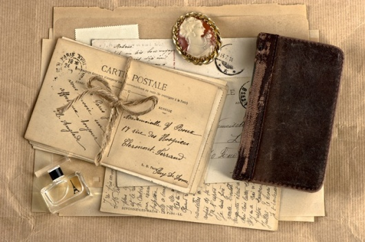vintage letters 2