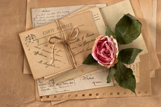 vintage letters 4