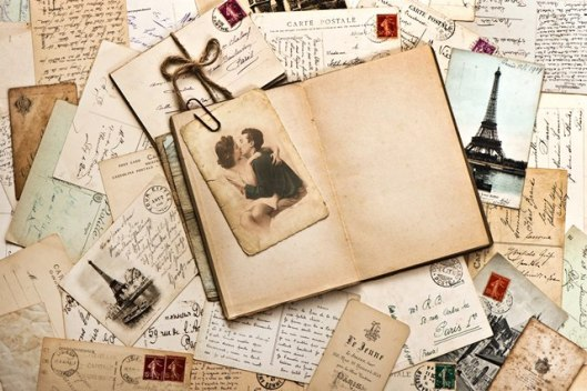 Vintage letters 5